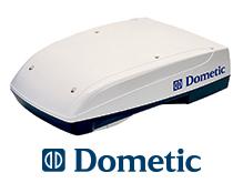 Dometic er en kjent leverandør av plassbesparende klimaløsninger for campingvogner og bobiler.