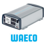 Waeco leverer strømomformere som tar lite plass, og gir deg muligheten til å koble opp husholdningsartikler.
