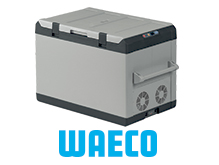 Waeco leverer også smarte energibesparende kjøle- og fryseløsninger.