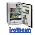Isotherm leverer blant annet energisparende kjøleskap tilpasset campingvogner og bobiler.