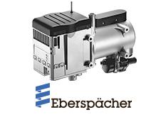 Eberspächer varmesystem passer godt til industri- og anleggsmaskiner.